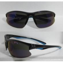 2016 Ventas calientes y estilo de gafas de moda para las gafas de sol de los deportes de los hombres (P079085)
