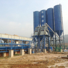 central de concreto úmido na malásia