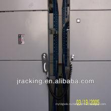 Склад и логистические высокой плотности Оборудование для хранения средне-тяжелых Электрический передвижной шкаф