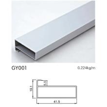 41.5mm Aluminiumprofil für Küchenschrank Verwendung