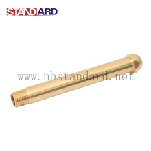 Gas Fitting Pipe with NPT Thread