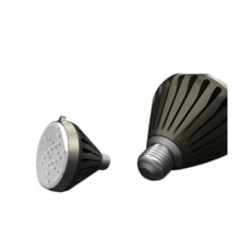 Moldura de alumínio fundido com moldura LED com revestimento em pó