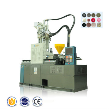 Multi Stage Garment Botton Plastic Injection Molding Machine