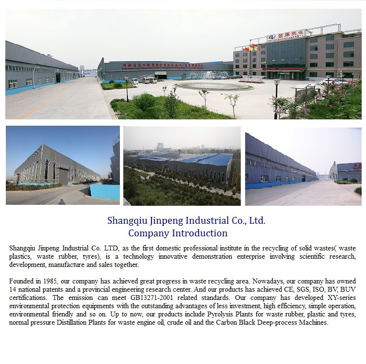 Waste Plastic Oil Refining Equipment