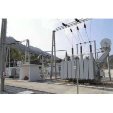 33KV 66kv 30MVA Schritt Leistung Elektrischer Transformator c