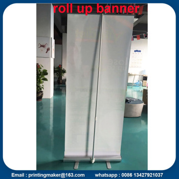 Eco Roll Up Banner Ständer 80x200 cm