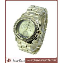 Acid Gold Men′s Wrist Watch Wit Quartz