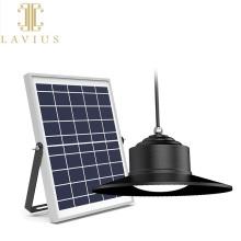 Новый водонепроницаемый открытый IP65 50 Вт потолочная солнечная люстра