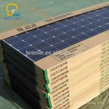 Tablero solar mono y polivinílico de la eficacia alta de la célula del grado A CE certificado CE de IEC 61215