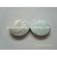 Useful and reasonable price customized round magnet button with various size