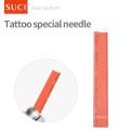 Бесплатный образец Оптовая дешевые газом eo Стерилизованное татуировки иглы