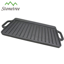 Vegetable Oil Cast Iron BBQ Grills