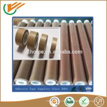 Großhandelspreis wärmebeständige Isolierung PTFE Glasfasergewebe