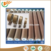 Prix de gros isolant résistant à la chaleur Tissu en fibre de verre PTFE