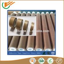 Wholesale price heat resistant insulation PTFE glass fiber fabric