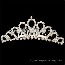 Chic royal crown decoration european fashion nupcial headbands jewelry