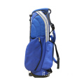 Borsa da golf in nylon blu