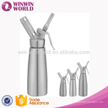Customized Sweet Tool Wholesale 500ml Stainless Steel Whipped Cream Dispenser
