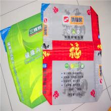 Bunter Druck PP gewebte Tasche und Papier