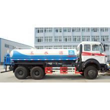 Caminhão de tanque da água de HOWO 6X4 (ZZ1257M4341W)