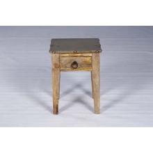 Table d'appoint en bois à la main solide à la nouvelle arrivée