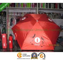 Sport Bottle Five Folded Umbrella for Promotion (BOT-5619Z)