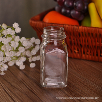 80 мл небольшой конфеты стеклянную банку оптом