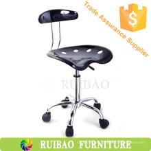 Пластиковые шарниры Дешевые б / у барные стулья с колесами
