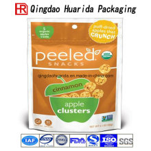 High Clarity Bread Baked Food Plastic Bags Packaging
