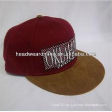 flat hat/6panels snapback caps
