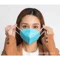 5 Ebenen Earloop Filtering Face Mask