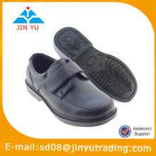 Zapato infantil de la escuela 2015 negro