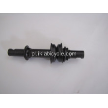 Bicycle Hub Spindle with Quick Release