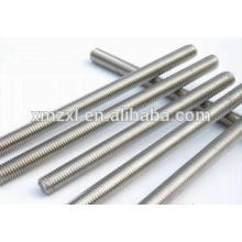 zinc plated threaded rod