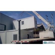 Recycler utiliser le conteneur Office pour le site de construction (shs-fp-office126)