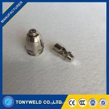 Bocal de corte p80 para tocha de corte por plasma de ar / bico de corte de plasma P80 / ponta de corte
