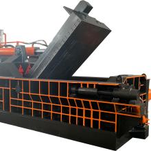 Prensa enfardadeira de alumínio com barras de cobre ecohidráulicas