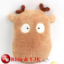 Hirsch juguetes Esel Puppe benutzerdefinierte Plüschtier Schnitt