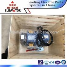 Motor de elevación / máquina de tracción sin engranajes / para elevación de vivienda