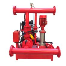 Дизель пожаротушения насос/дизельный двигатель пожарный насос