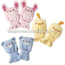 Прекрасная детская перчатка с изображениями животных
