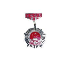 Cheap blank gold customized logo metal lapel pin badge