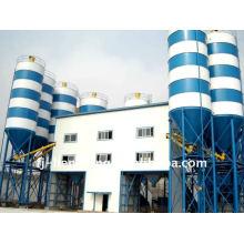 Concrete ready mixing plant
