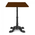 popular dining table base metal