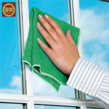 alta qualidade absorvente e secagem rápida microfibra pano limpo janela toalhas