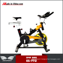 Heavy Flywheel Integrated Body Fit Spinning Bike for Fitness