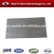Hochleistungs-Aluminium-kundenspezifischen Platten-Fin-Intercooler-Core-Hersteller