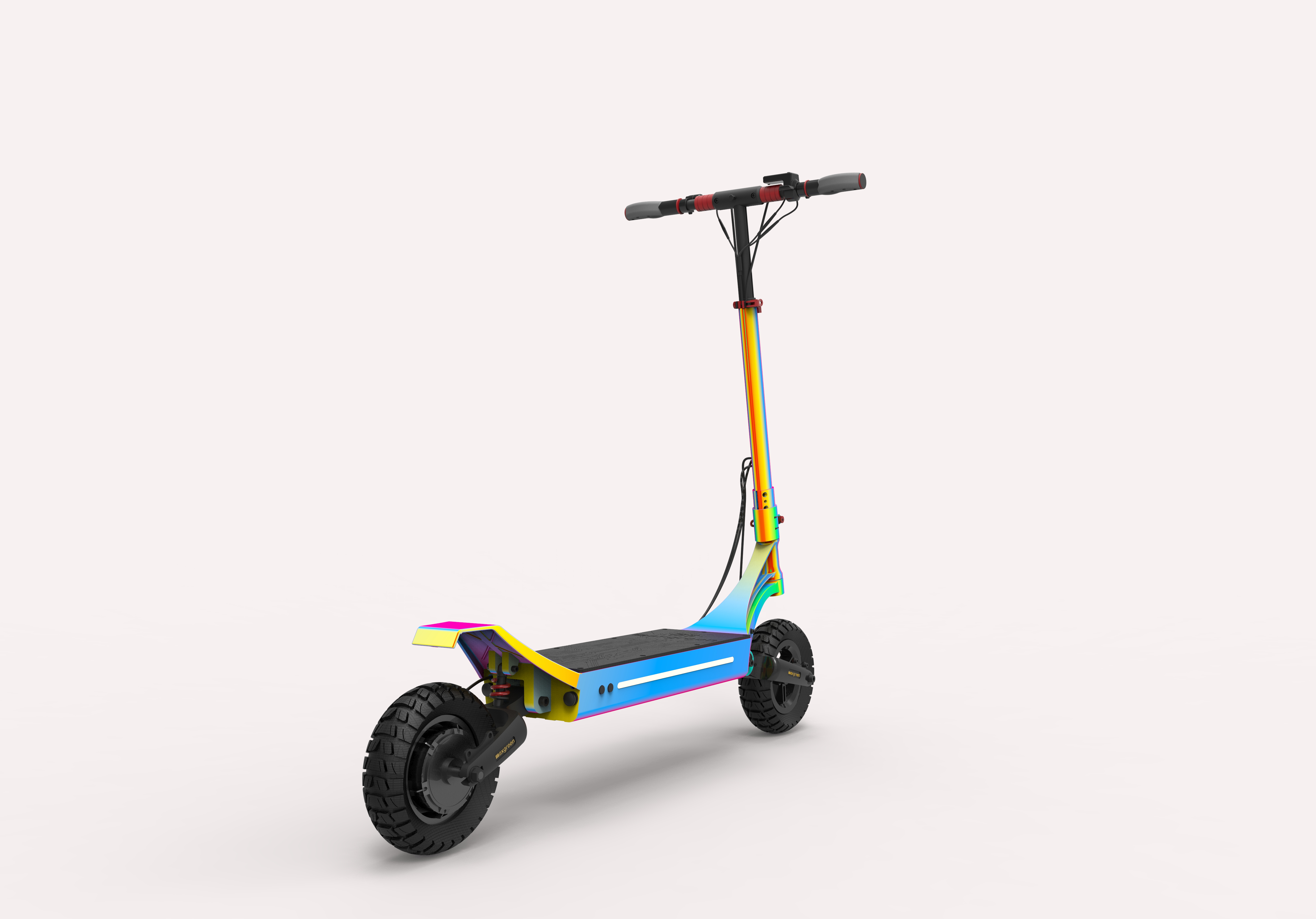 Suspension Electric Scooter