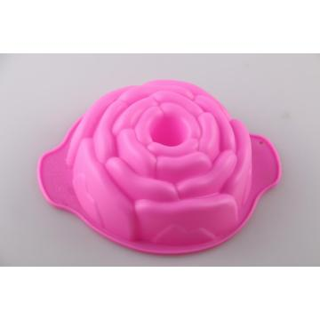 Rose Flower geformte Silikonform