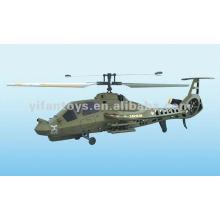 FX035 Fernbedienung TOYS Comanche Single Blade 4CH RC Drone Hubschrauber